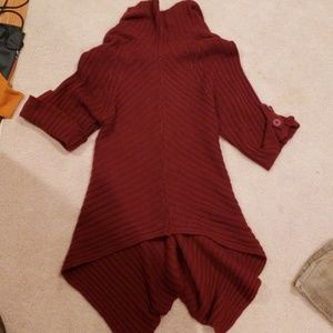 Anthropologie relais sweater dress